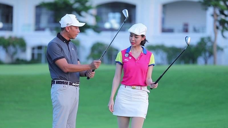 Bạn có thể dễ dàng xem các bài dạy golf trên truyền hình ở youtube