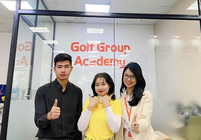 Học viện Golf Group Academy là địa chỉ học đánh golf uy tín
