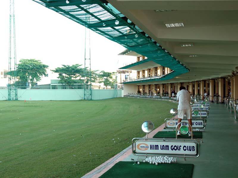 Him Lam là địa chỉ học đánh golf ở TP HCM chất lượng