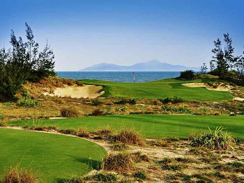 Danang Golf Club sở hữu khung cảnh thiên nhiên tuyệt đẹp