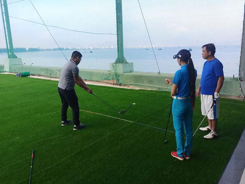Sân tập golf Đa Phước là địa điểm dạy đánh golf chất lượng và uy tín