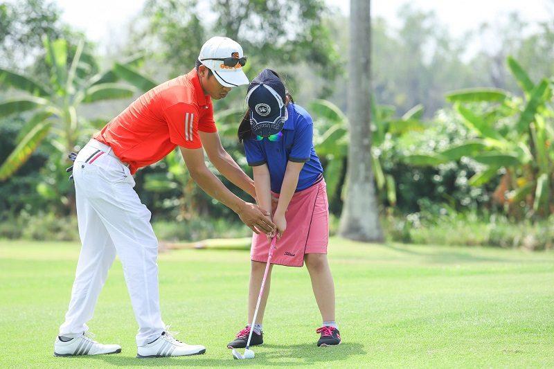 Học viện Golf quốc gia GolfGroup là địa chỉ học đánh golf ở Hà Nội uy tín và chất lượng