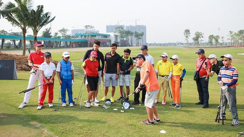 Học viện EPGA cũng là địa điểm đào tạo của đội tuyển golf quốc gia.