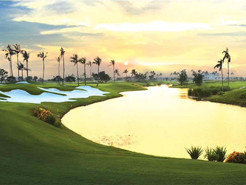 Sông Giá Golf Resort là một trong những địa điểm học đánh golf tại Hải Phòng được nhiều người yêu thích