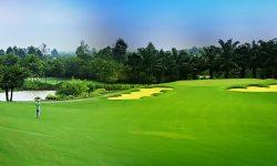 Học golf ở Bình Dương