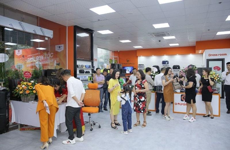 Học viện Golf Quốc gia Việt Nam