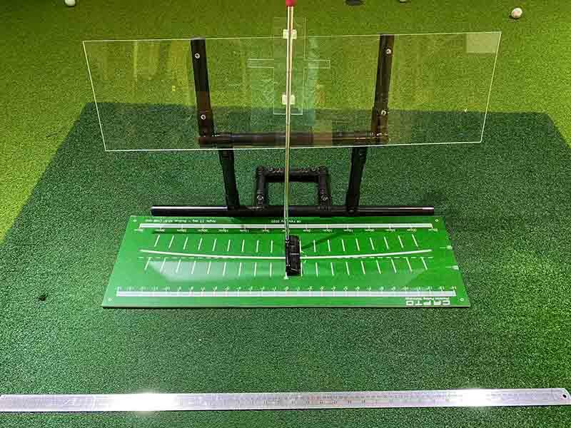 Phương pháp Biomechanics sử dụng máy móc hiện đại để hỗ trợ người chơi golf