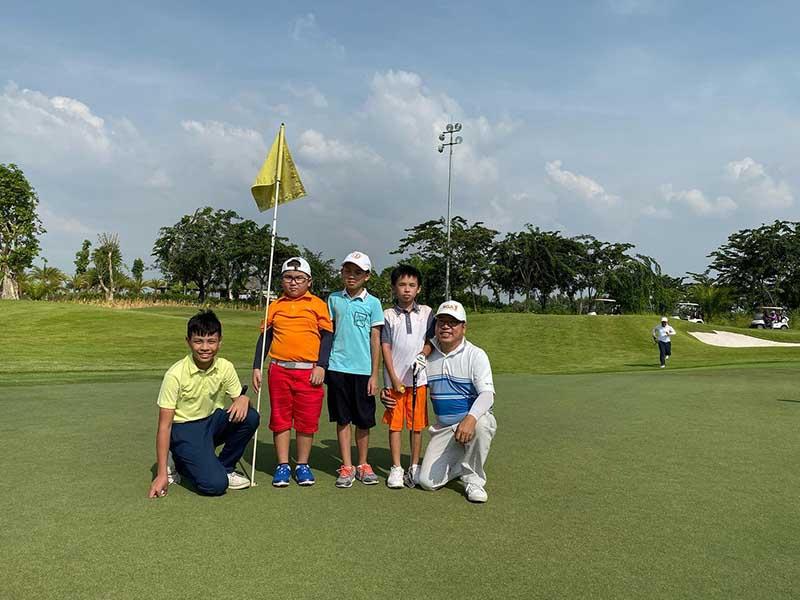 Học viện golf Sài Gòn ra đời mang đến những chương trình đào tạo bài bản cho người yêu golf tại Việt nam