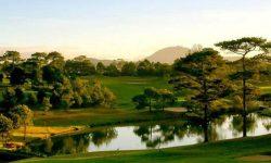 Palace là sân golf Đà Lạt lâu đời nhất của thành phố