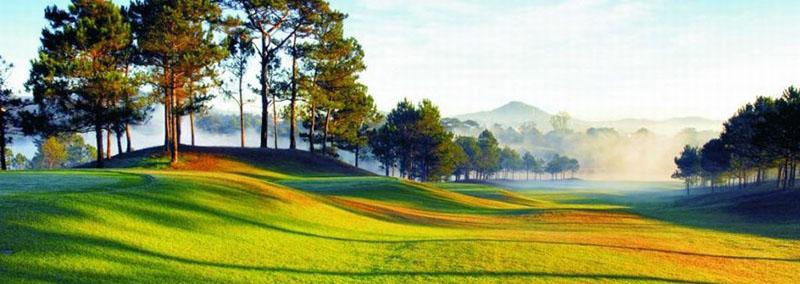 Sân golf Đà Lạt Palace có lịch sử lâu đời nhất Việt Nam
