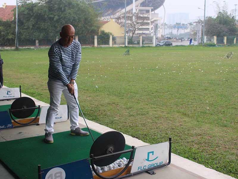 Sân tập golf FLC sở hữu các tiện ích hiện đại hàng đầu