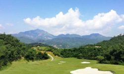sân golf hilltop