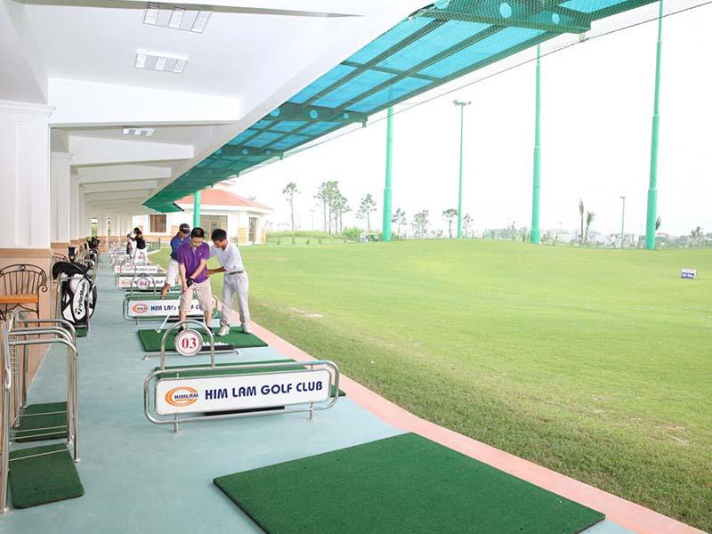 Sân golf Him Lam là địa chỉ quen thuộc của nhiều golfer Sài Gòn