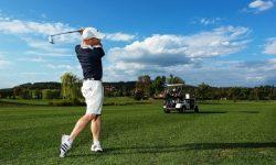 tập golf bao lâu thì ra sân