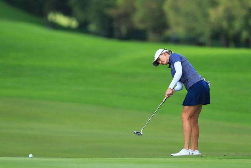 Putt golf là một trong những kỹ thuật khó, đòi hỏi người chơi phải cẩn thận trong từng bước