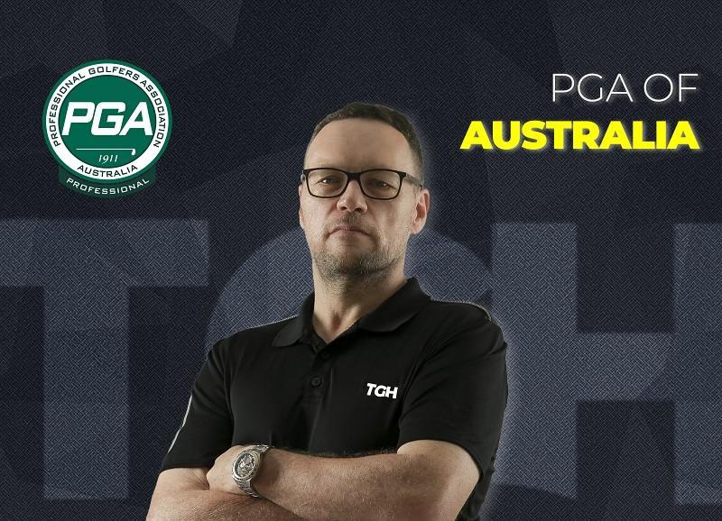 Thầy dạy golf TGH Mark chambers