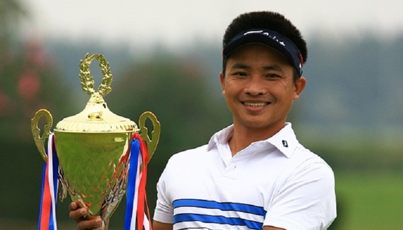 Thầy dạy golf Hà Nội- Lê Hữu Giang