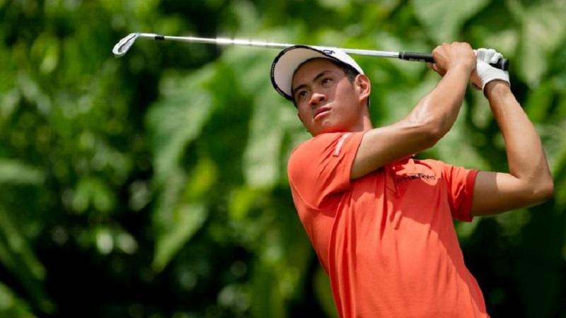 Thầy dạy golf HCM Tăng Chí Quân