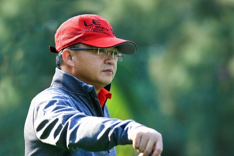 Thầy dạy golf HCM Nguyễn Đình Châu
