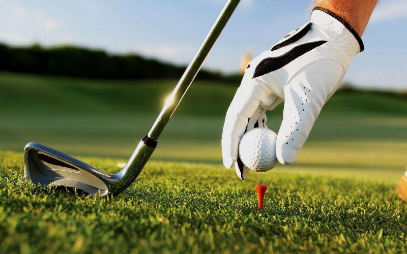 Trong tiêu chuẩn sân golf 18 lỗ, tee là khu vực nhỏ nhưng được thiết kế rất bằng phẳng