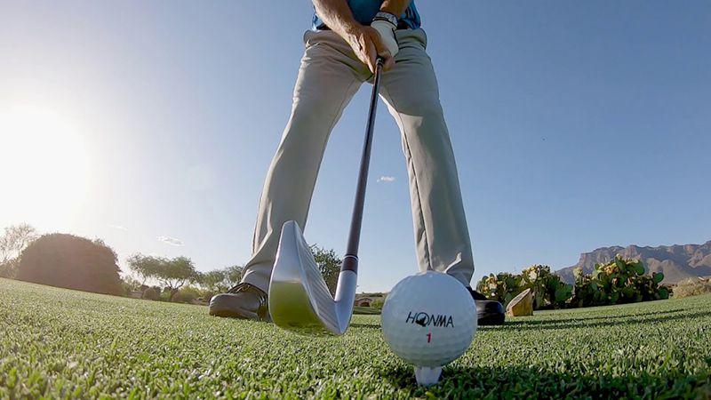 Trọng lượng gậy golf quyết định nhiều đến hiệu suất của cú đánh bóng