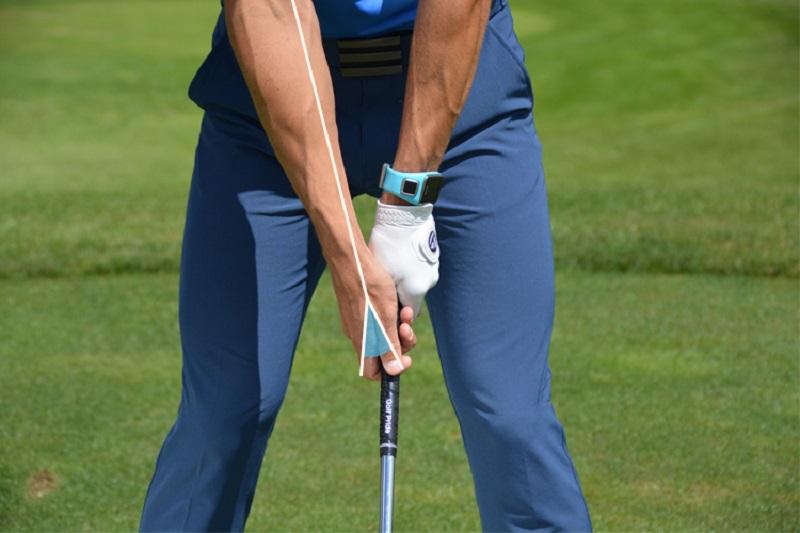 Tay cầm cửa gậy golf thường có trọng lượng tiêu chuẩn là 50g