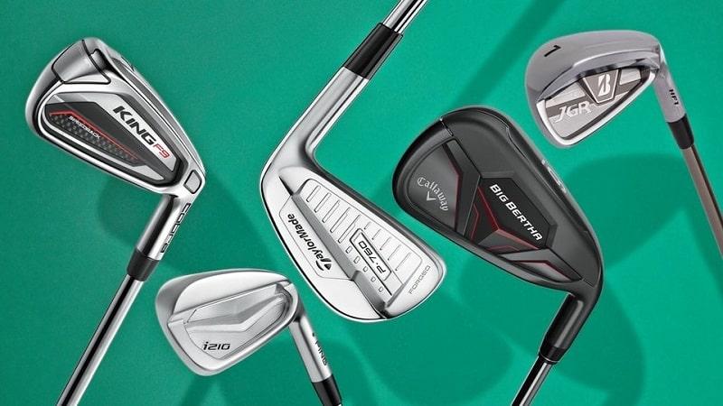 Ý nghĩa các gậy golf sắt có sự khác nhau theo từng số