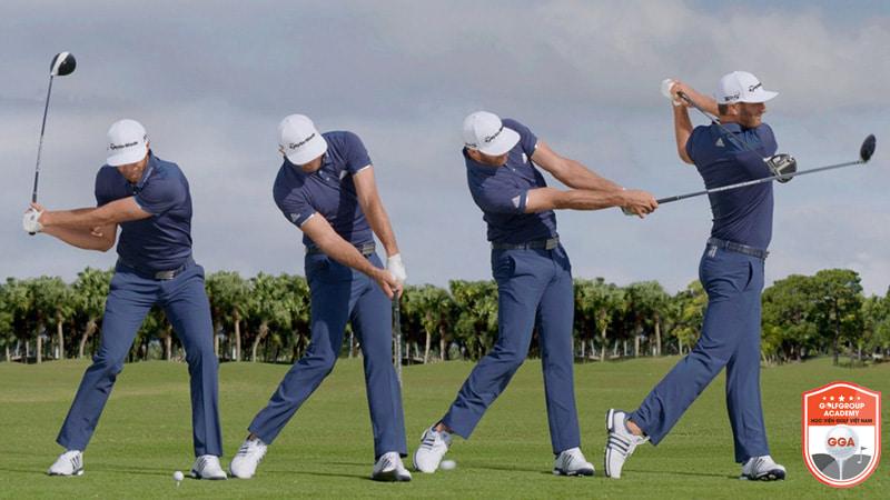 Tìm hiểu về cách đánh swing golf