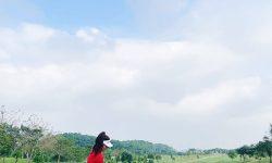 Golfer có thể đạt được khoảng cách đánh tối đa khi sử dụng gậy gỗ