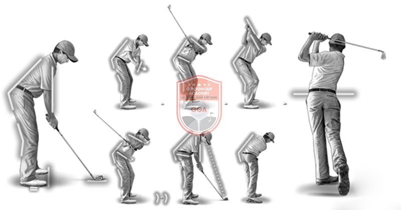 Hướng dẫn cách đánh swing thông qua phương pháp CoM, CoP