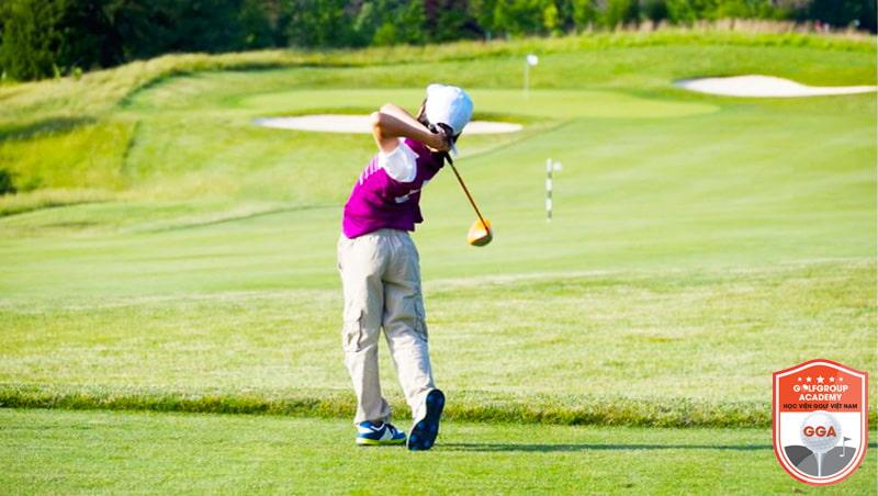 Par trong golf có những tiêu chuẩn nhất định