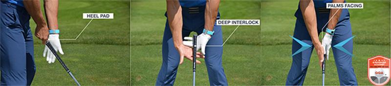 Cách cầm gậy đúng kỹ thuật khi học đánh golf