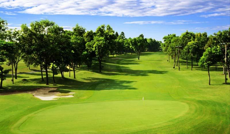 Taekwang Jeongsan Country Club có các dịch vụ tiện ích