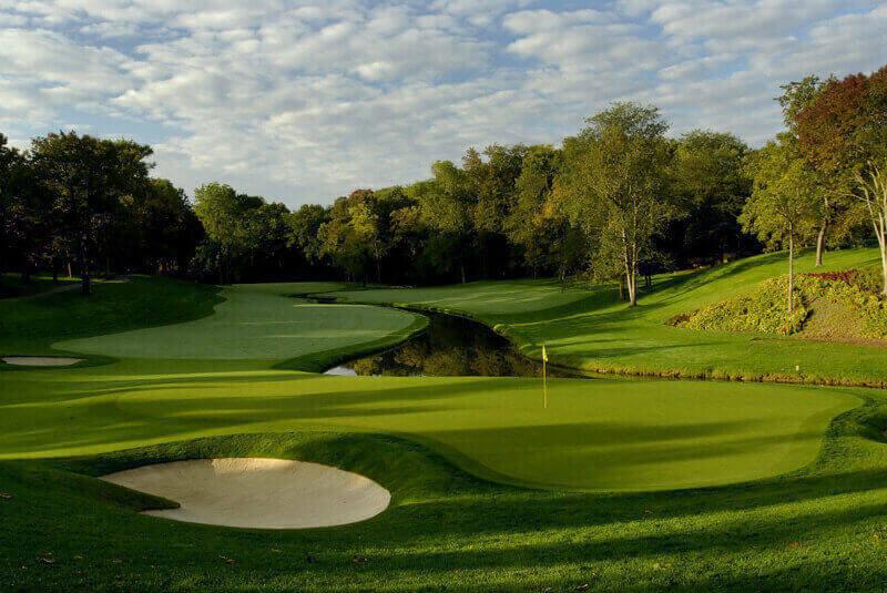 Muirfield Village Golf là nơi lý tưởng dành cho những golfer yêu thích các đường links cổ điển