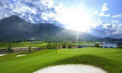 """Sân golf Diamond Bay có khung cảnh thiên nhiên """"đặc sắc"""""""