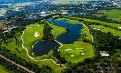 Sân golf có địa hình nhiều thử thách