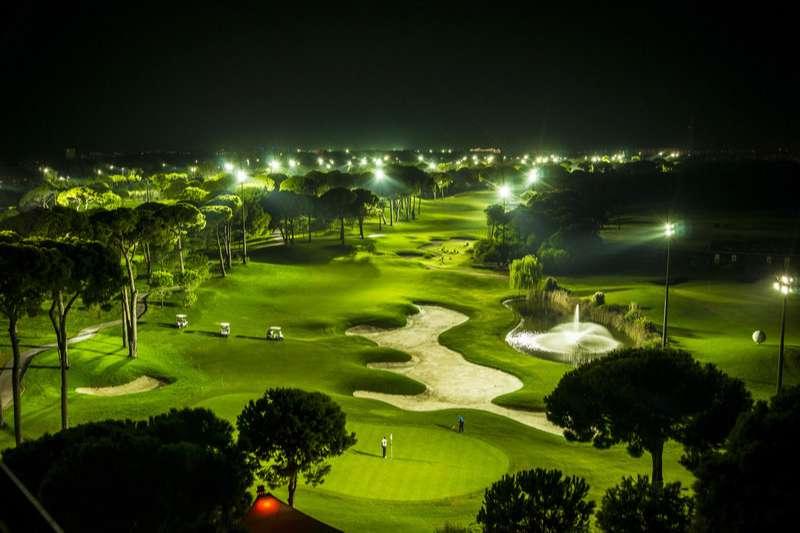 Sân golf Minh Trí đang ngày càng khẳng định được vị thế của một sân golf đẳng cấp quốc tế