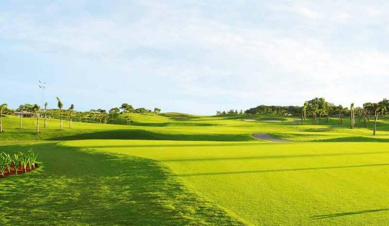 Sân golf Phú Mỹ Bình Dương được đánh giá là một trong 10 sân golf đẹp nhất trên cả nước