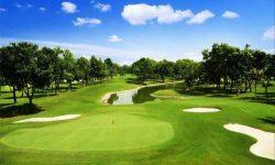 Sân tập golf Tân Sơn Nhất nằm trong sân bay lớn nhất Việt Nam