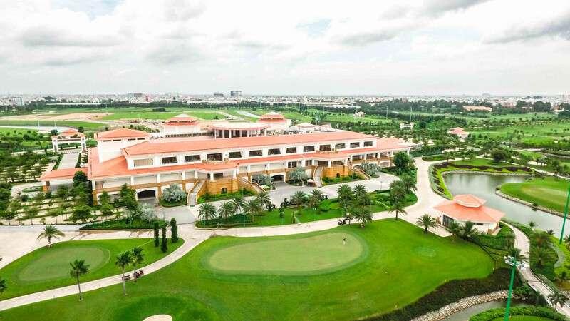 Địa chỉ sân golf Tân Sơn Nhất ở số 6 Tân Sơn, Phường 12, Quận Gò Vấp, TP. Hồ Chí Minh