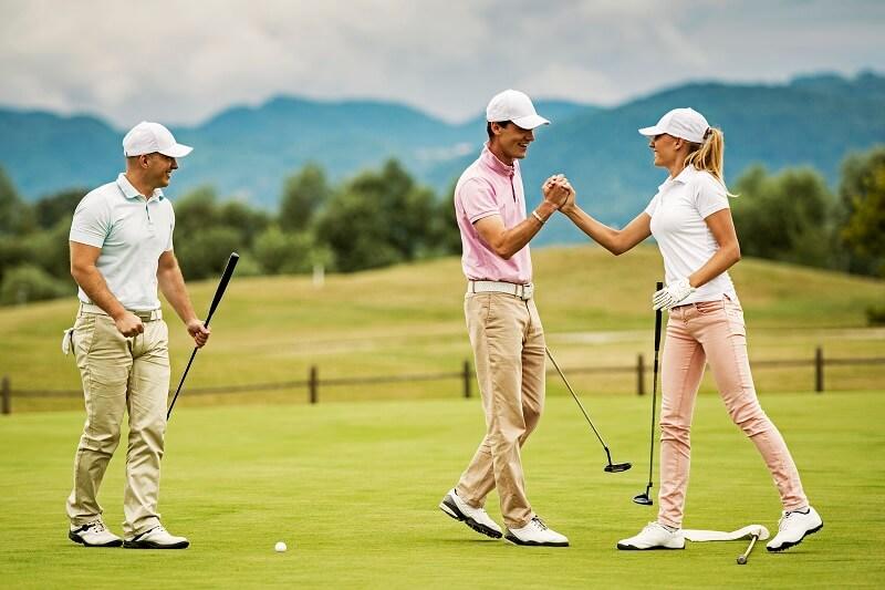Sân golf này được lựa chọn làm địa điểm thi đấu của nhiều giải golf lớn - nhỏ
