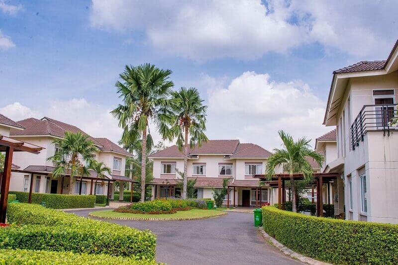 Khu biệt thự nghỉ dưỡng cao cấp dành cho nhóm golfer