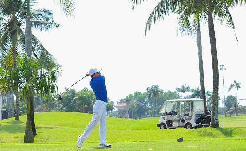 Điểm net trong golf là hệ số đánh giá kết quả mỗi trận đấu golf