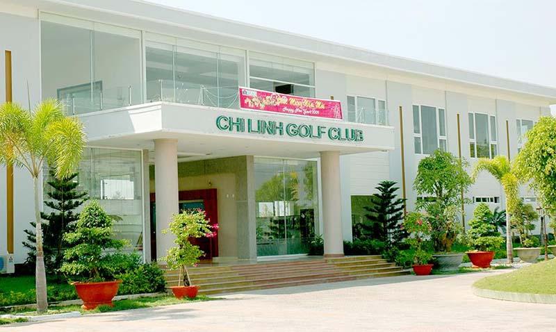 Sân học Golf tại Vũng Tàu - Sân tập Golf Chí Linh