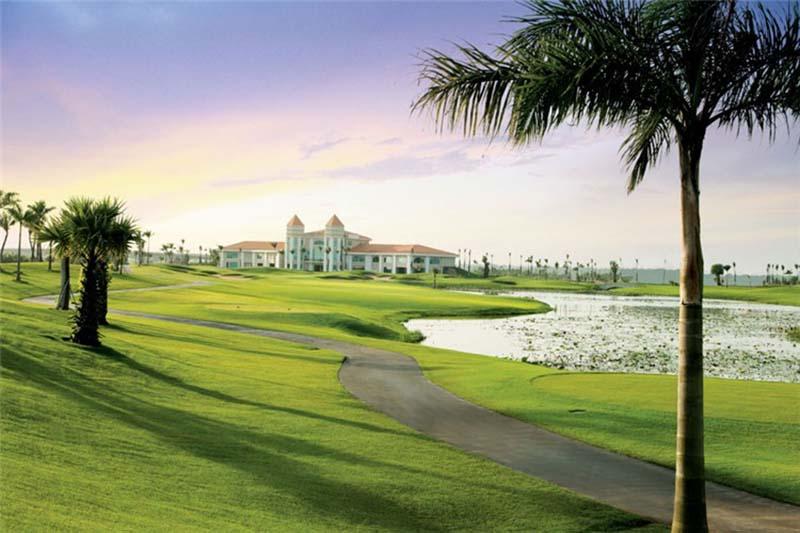 Sân golf Taekwang Jeongsan Country Club