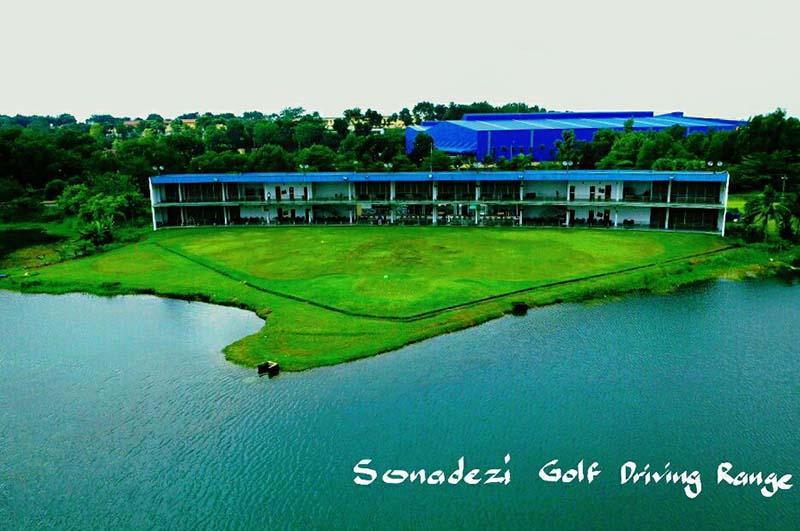Sân tập golf Sonadezi ở Đồng Nai
