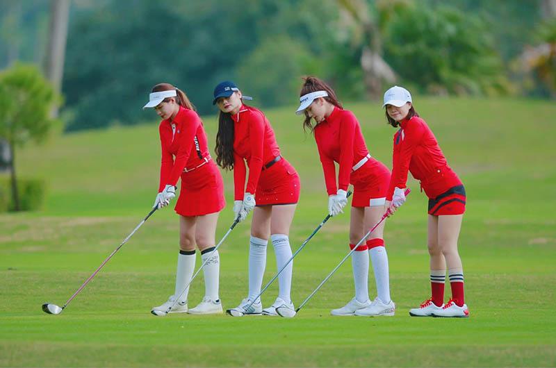 Mọi thứ cần thiết cho sự kiện golf lớn nhỏ đều được đáp ứng