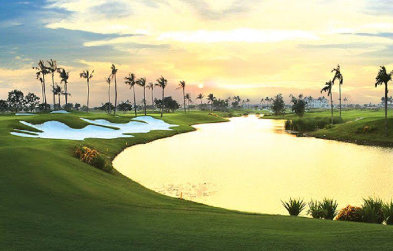 Tại sân Sông Giá có thêm học viện golf cho golfer thỏa sức trải nghiệm