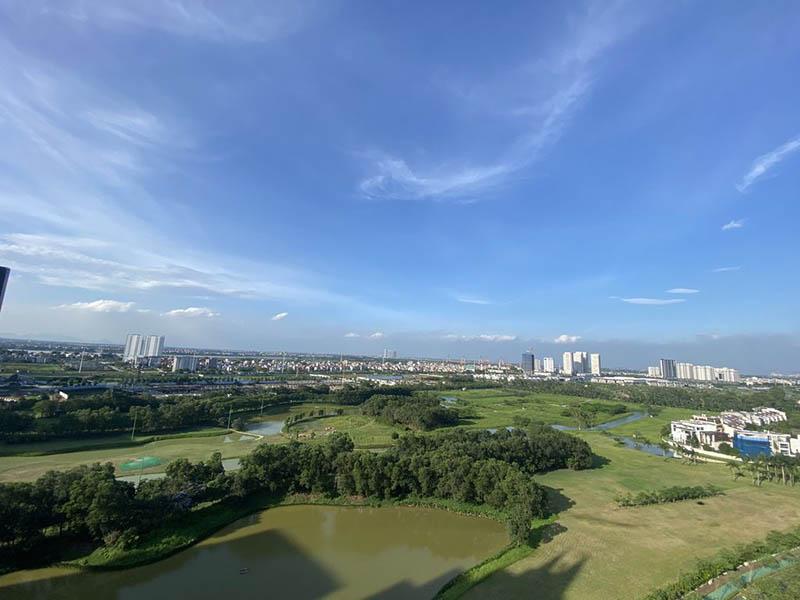 Sân tập golf Ciputra là một trong những trung tâm thể thao và giải trí lớn nhất của thành phố Hà Nội