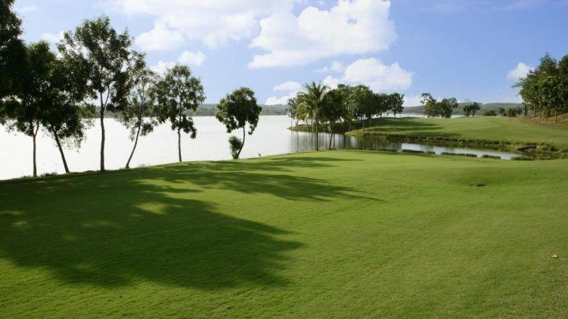 Sân golf Đồng Nai có vị trí đẹp